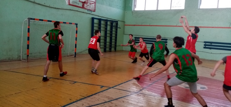 Зимние баскетбольные турниры